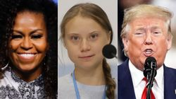 Michelle Obama Springs To Greta Thunberg's Defense After Trump's Twitter