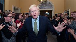 Boris Johnson et les conservateurs remportent une majorité
