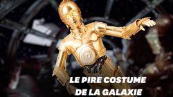 Le costume de C-3PO est le moins confortable de l'histoire du cinéma, la