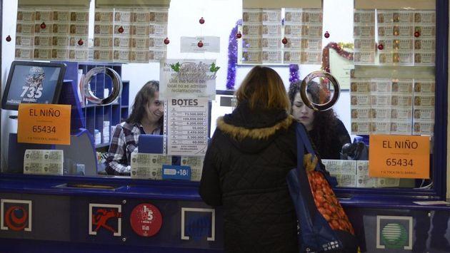 Absuelta tras no compartir con su grupo de lotería un premio a la fracción de 1,17