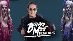 Pourquoi Bernard Minet qui se met au metal, ce n'est pas si