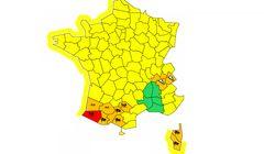 Les Pyrénées-Atlantiques passent en alerte rouge