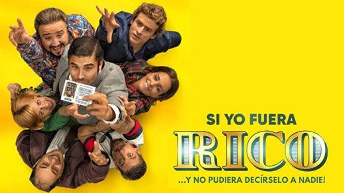 'Si yo fuera rico', el estreno español más visto del año.