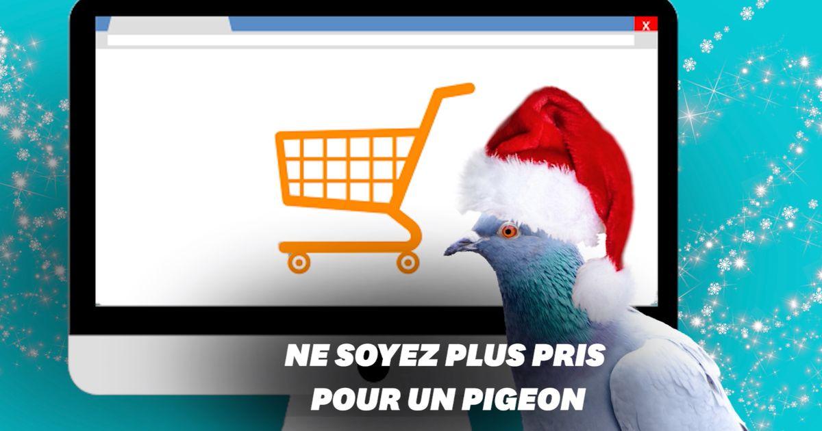 Pour vos cadeaux de Noël en ligne, 5 conseils pour éviter les arnaques