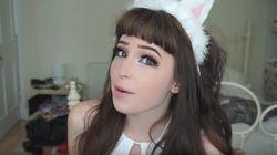 La 'youtuber' que logró ser lo más buscado de Pornhub tras una broma a sus