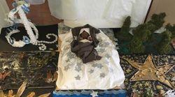 Gesù Bambino nero nel presepe della scuola: polemica in
