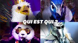 Dans Mask Singer, qui pourrait se cacher derrière la Licorne, l'Aigle, le Panda et le