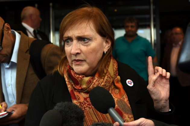 Emma Dent Coad former Labour MP for