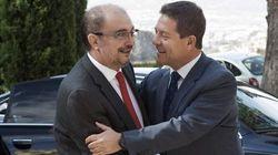 Tensión en el PSOE: Page y Lambán, contra el acuerdo con