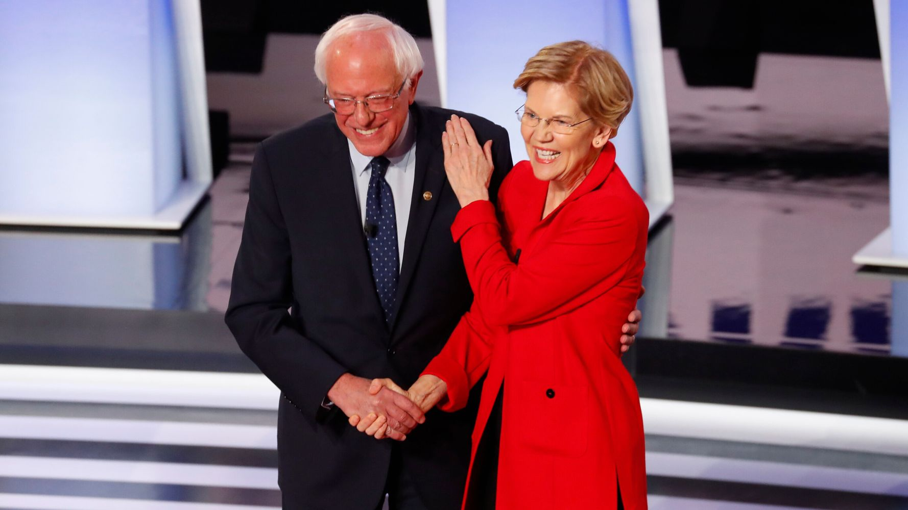 Democratic Front-Runners May Skip Presidential Debate Over Labor Dispute