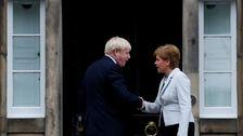 Schlacht Vor: Schottland Parteichef Gelübde Unabhängigkeit Schieben