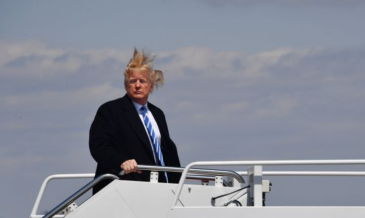 Westlake Legal Group 5df3f00c240000d80c5a342d Donald Trump Is The Loneliest Man In America
