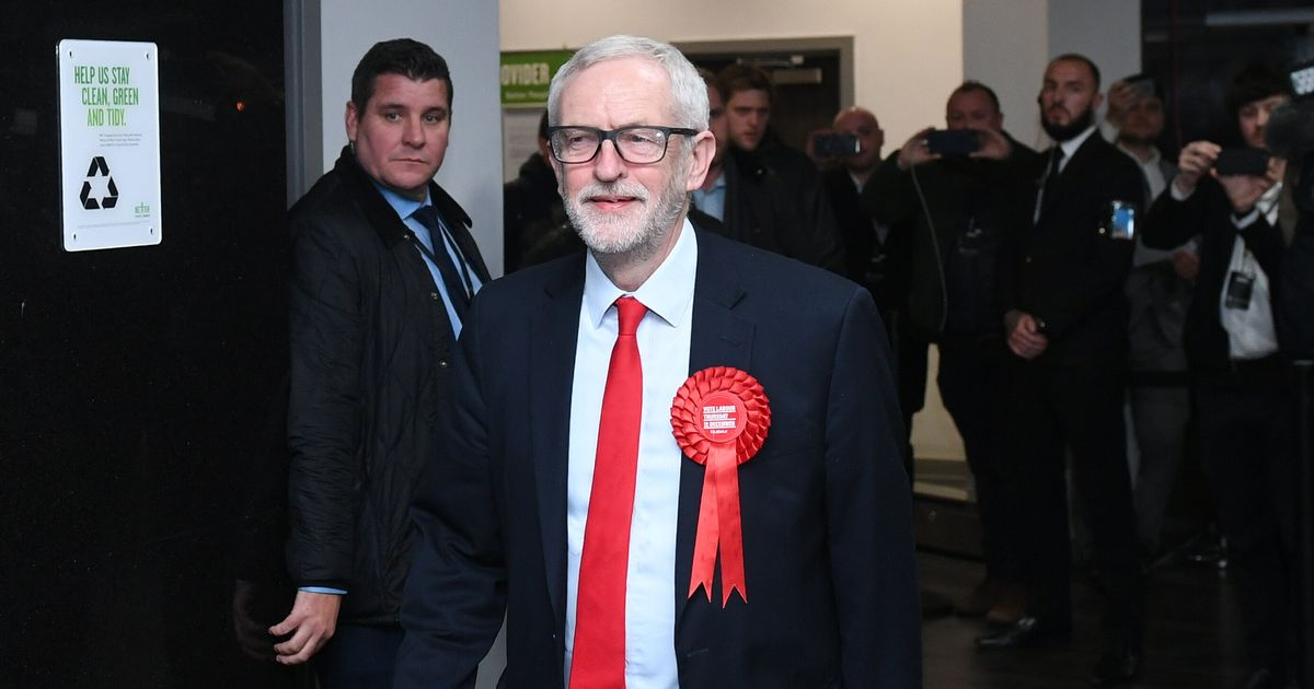 How Jeremy Corbyn Lost The Election – And Started The Race To Succeed Him