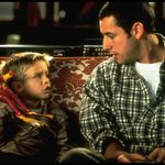 Adam Sandler And Cole Sprouse Finally Had A 'Big Daddy' Reunion After 2