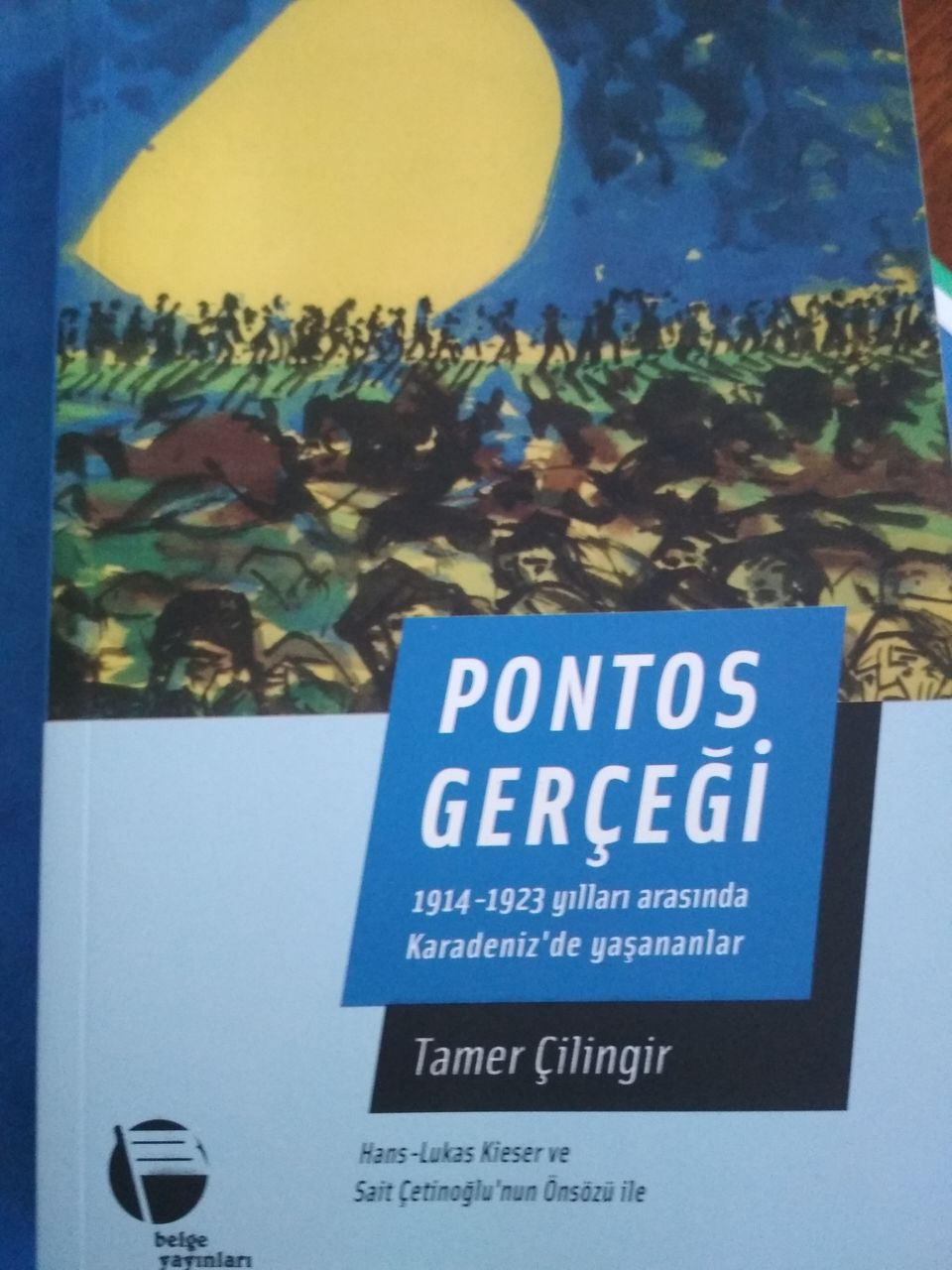 Το βιβλίο του Ταμέρ Τσιλινγκίρ - «Η αλήθεια για τη Γενοκτονία του Πόντου»