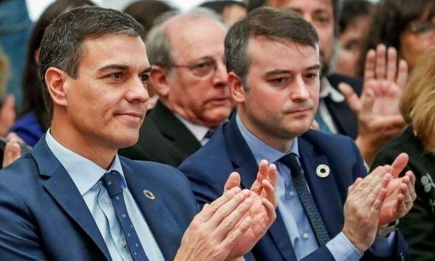 Pedro Sánchez e Iván