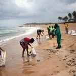 Mourão associa vazamento de óleo na costa brasileira a questão