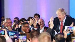 イギリス総選挙、保守党が過半数を獲得 EUからの離脱決定的