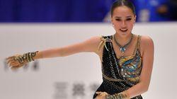 ザギトワ選手が活動休止を表明「スケートの舞台には残る」
