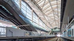 JR高輪ゲートウェイ駅はQR改札、AI無人店舗も常設 3月14日に開業