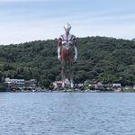 「シン・ウルトラマン」の姿は、1983年に描かれた絵画から生み出された。デザインが公開