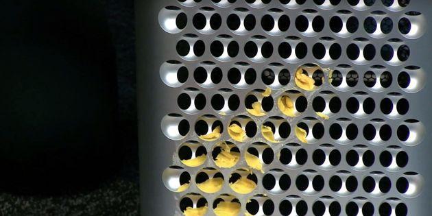 新Mac Proで「チーズおろし」をしてみたら...