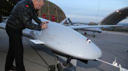 Αποστολές drones από τα Κατεχόμενα για συνοδεία γεωτρύπανων στην ανατ. Μεσόγειο σχεδιάζει η
