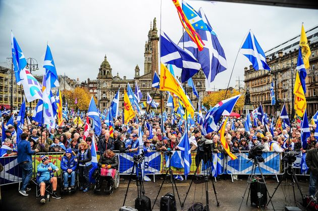 There have been increased calls for a second Scottish independence referendum since the Brexit vote more than three years ago.