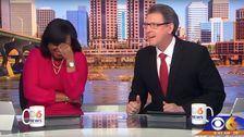 Νέα Άγκυρες Πάει Ξεκαρδιστικά Off-Σενάριο Στην πιο Αστεία TV Bloopers Του 2019