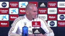 Cachondeo con esta frase de Zidane sobre el