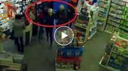Pensionato prende a bottigliate il ladro armato di coltello e sventa la rapina