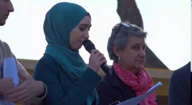 """""""Sono donna, sono musulmana"""". Nibran, l"""