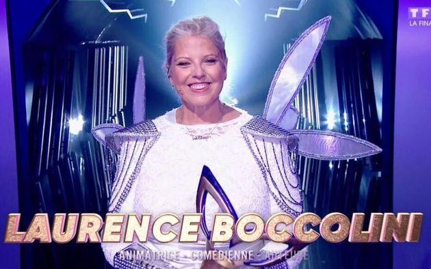 Laurence Boccolini dans