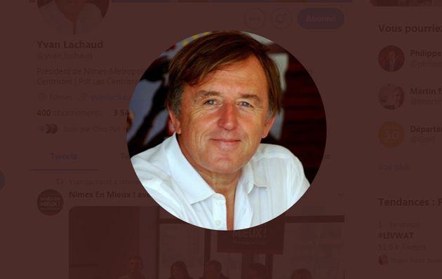 Yvan Lachaud, candidat soutenu par LREM à la mairie de