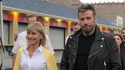 Grease, 41 anni dopo: Travolta e Newton-John tornano a vestire i panni di Danny e