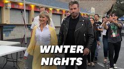 John Travolta et Olivia Newton retrouvent les costumes de