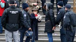 Συνελήφθη η ηθοποιός, Σάλι Φιλντ κατά την διάρκεια διαμαρτυρίας για την κλιματική