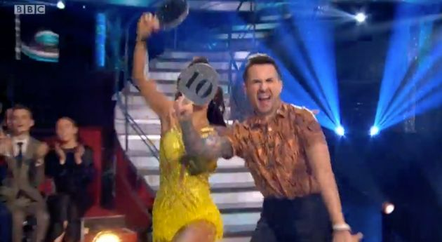 Strictly Come Dancing Viewers Are Thrilled As Will Bayley Returns For Group Dance