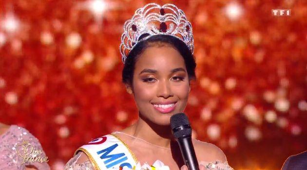 Miss Guadeloupe sacrée Miss France 2020
