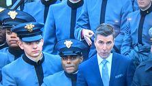 West Point, Sagt Kadetten nicht Engagieren In Hassreden Durch Blinken 'OK' Hand-Symbol