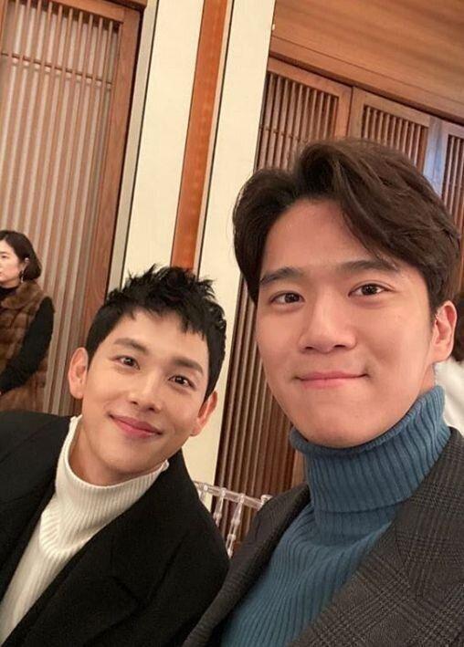 배우 수현-전 위워크 대표 차민근
