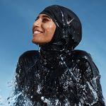 ナイキ、ムスリム女性向けの水着を発表。「これで、ヒジャブをつけたままで水中を楽しめる」