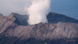 뉴질랜드 화산 분출 사망자가 16명으로