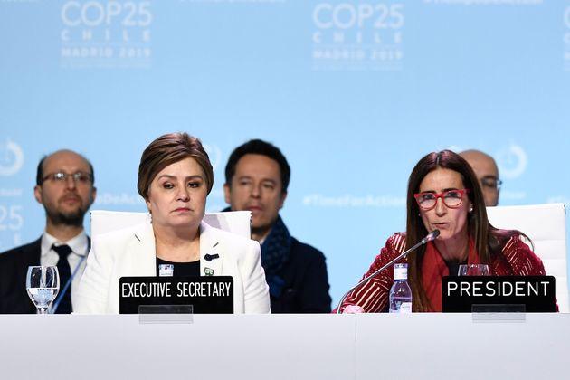 La Cumbre del Clima de Madrid se cierra con un acuerdo de