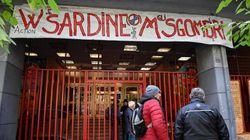 Conclave delle sardine. Prima riunione nazionale a porte chiuse con 150