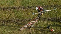 Encore 12.500 foyers français sans électricité