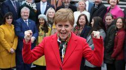 Στέρτζον: Ο Μπόρις Τζόνσον δεν μπορεί να κρατήσει τη Σκωτία στο Ηνωμένο Βασίλειο παρά τη θέλησή
