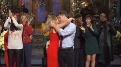 Scarlett Johansson déclare sa flamme à son fiancé à