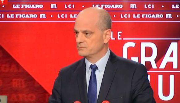 Sur LCI, le ministre de l'Éducation Jean-Michel Blanquer est revenu sur la polémique qui a suivi les...