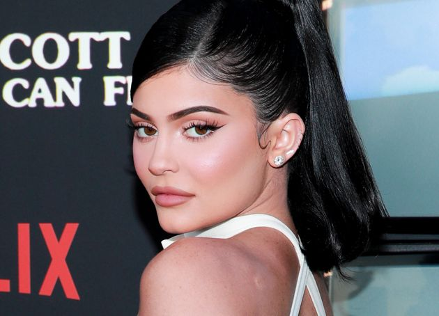 Kylie Jenner attends the premiere of Netflix's